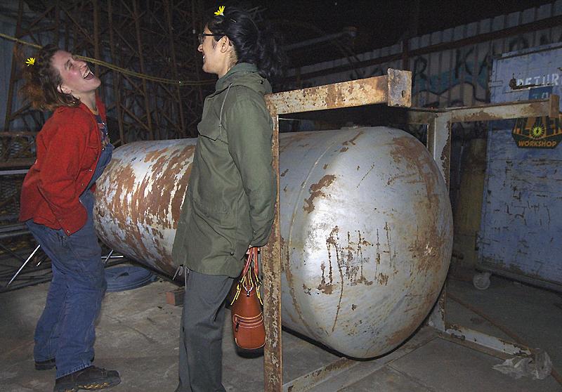 Dark Water Movie Water Tank