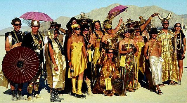 Golden Tribe