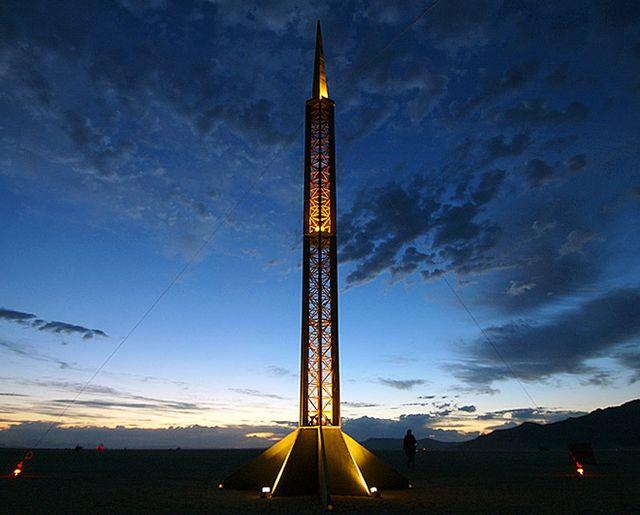 Obelisk @ Dawn